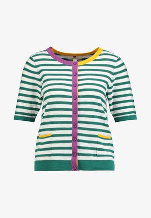 STRIPE BEACH CARDI - Cardigan - multi