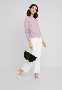 White Stuff - HARBOUR BUTTON CARDI - Cardigan - pink - 1