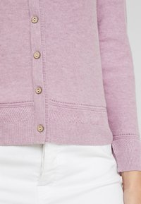 White Stuff - HARBOUR BUTTON CARDI - Cardigan - pink - 4