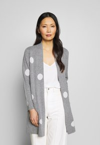 White Stuff - DOTTY SPOT  - Kardigan - grey - 0