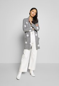 White Stuff - DOTTY SPOT  - Kardigan - grey - 1
