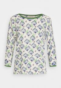White Stuff - PEACOCK PRINT JUMPER - Strikkegenser - blue - 0