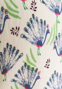 White Stuff - PEACOCK PRINT JUMPER - Strikkegenser - blue - 2