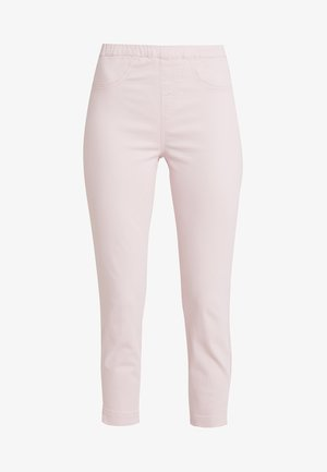 JADE CROP - Jeggings - spring pink