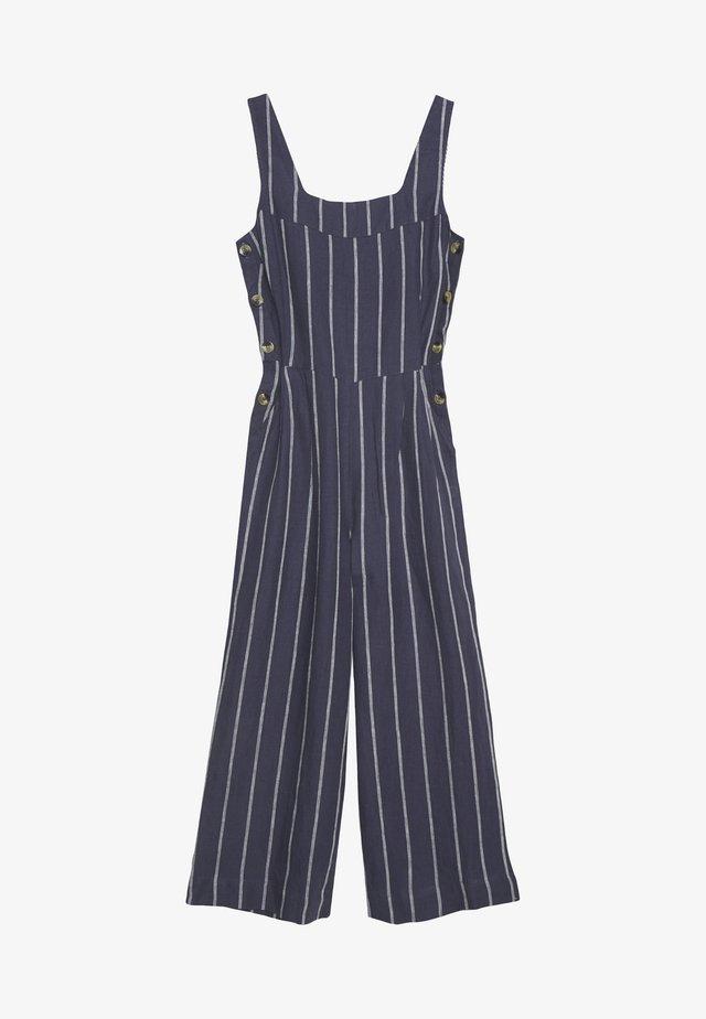 HALLIE - Jumpsuit - dark blue