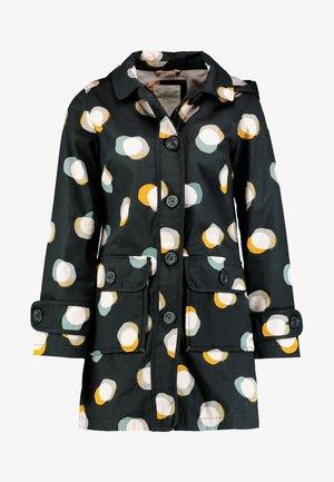 PRINTED PLAYGROUND MAC - Short coat - sage