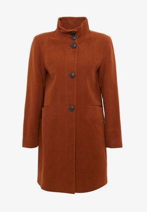 KENLEY MOLESKIN - Short coat - ochre