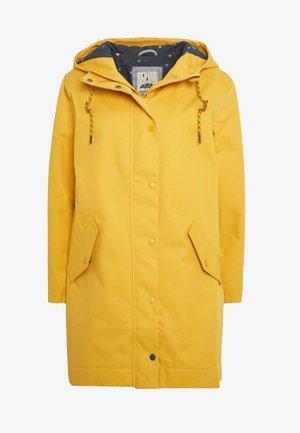 MIDDLEHAUM PLAIN RAINMAC - Kurtka przeciwdeszczowa - yellow