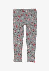 White Stuff - LITTLE LEGS - Leggings - grey/multi-coloured - 2