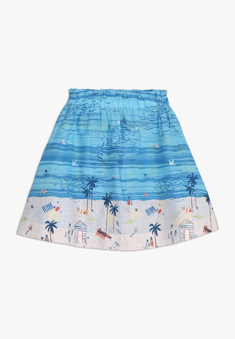 White Stuff - BEACH SCENE REVERSIBLE SKIRT - A-line skirt - multicolored