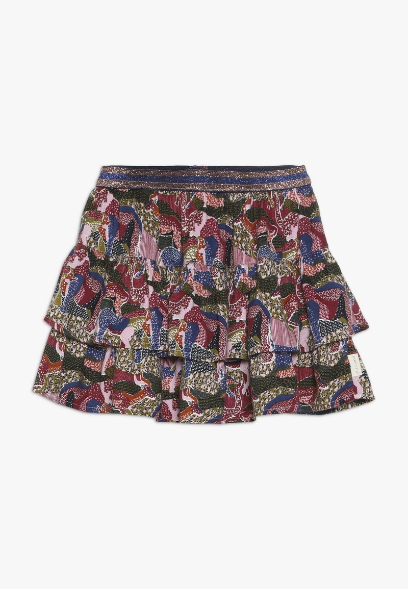 White Stuff - ALL TOGETHER NOW SKIRT - Minirok - multicolor