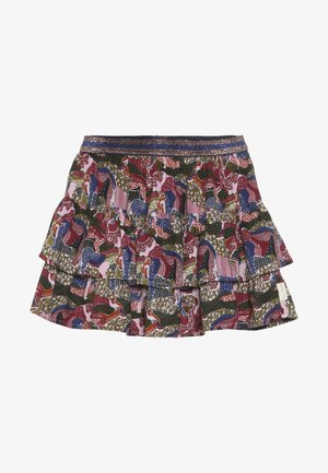 ALL TOGETHER NOW SKIRT - Minikjol - multicolor