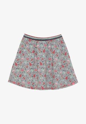 FLY AWAY SKIRT - A-line skirt - grey marl