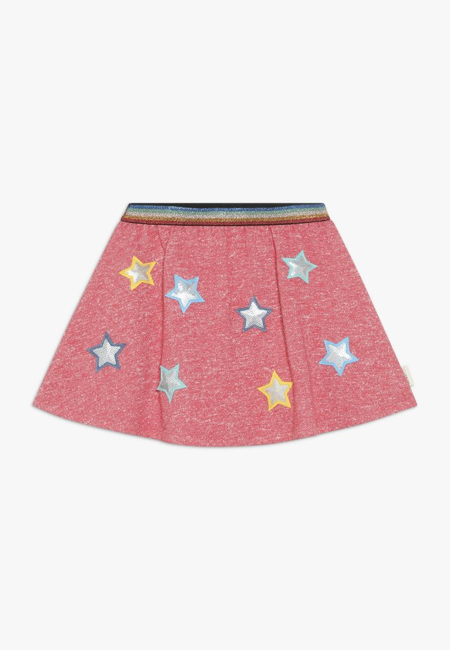 STARS GALORE SKIRT - Mini skirt - sherbert pink