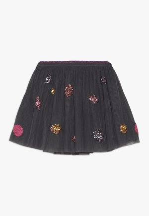 LETS DANCE SKIRT - Minifalda - grey