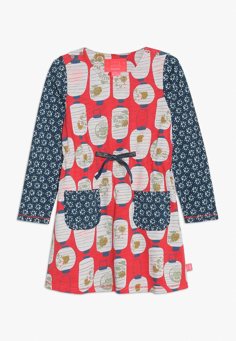 White Stuff - KIKO PRINT DRESS - Jerseyklänning - red