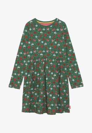 FLY AWAY DRESS - Žerzejové šaty - green