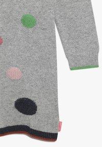 White Stuff - SILVIE SPOT DRESS - Vestido de punto - grey marl - 2