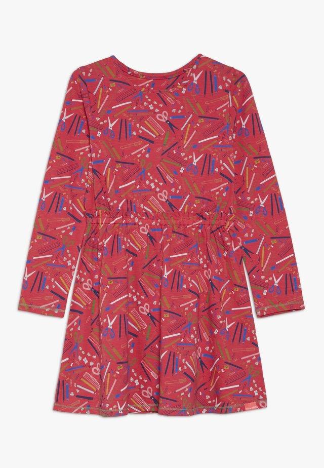 STATIONARY DRESS - Trikoomekko - pink
