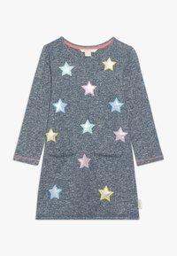 White Stuff - STARS GALORE DRESS - Day dress - washed blue - 0