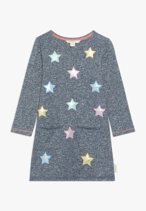 STARS GALORE DRESS - Day dress - washed blue
