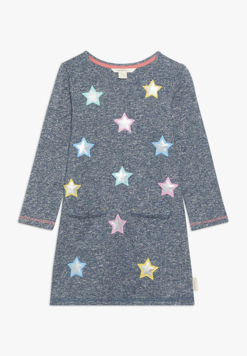 White Stuff - STARS GALORE DRESS - Day dress - washed blue