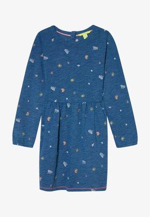 POP SPOT DRESS - Jersey dress - blue