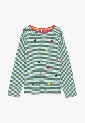 FOREST WALK - Long sleeved top - green