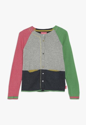 CLARA COLOUR BLOCK CARDI - Cardigan - multi-coloured