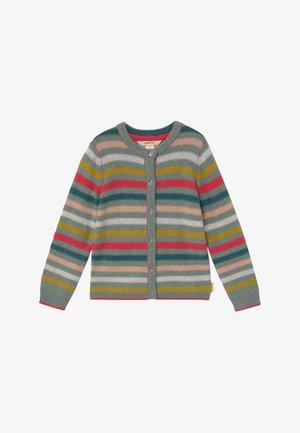 MARLOW STRIPE - Cardigan - blue/pink/yellow
