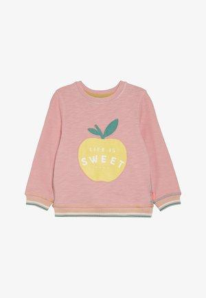 POMME DU JOUR  - Sweatshirt - pink