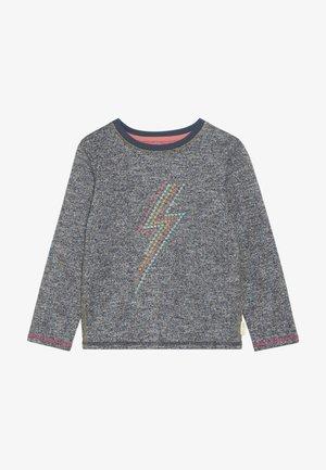 CROSS STITCH LIGHTNING  - Sweatshirt - washed blue