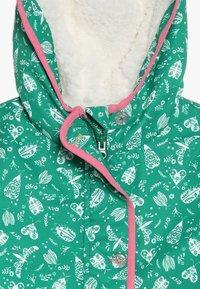 White Stuff - PRETTY BUGS JACKET - Zimní bunda - green - 3
