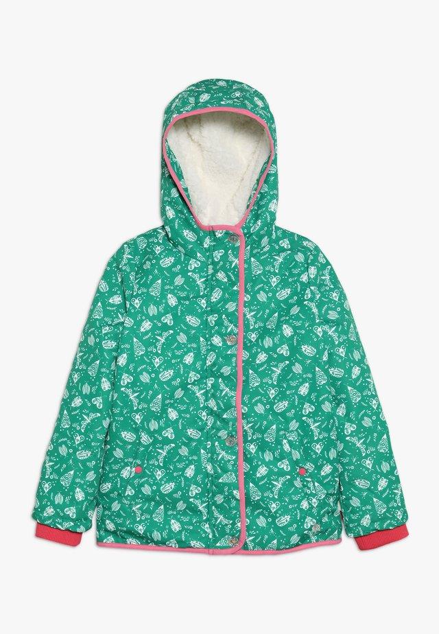 PRETTY BUGS JACKET - Zimní bunda - green