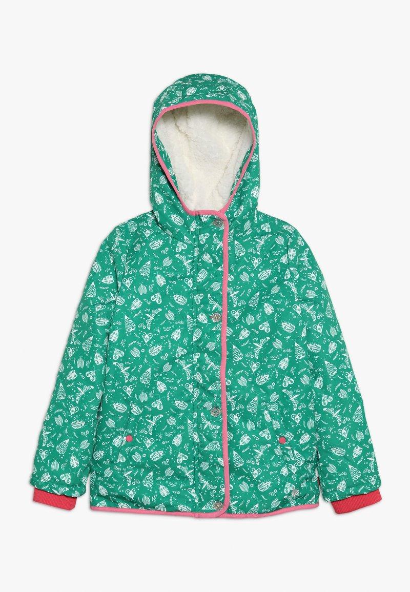 White Stuff - PRETTY BUGS JACKET - Zimní bunda - green