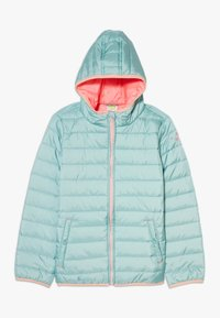 White Stuff - PUFF ME UP COAT - Light jacket - duck egg green - 0