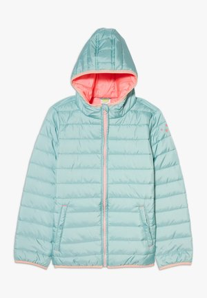 PUFF ME UP COAT - Jas - duck egg green