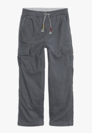 CHARLIE TROUSER - Pantalon cargo - dark grey