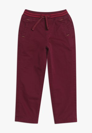EXPEDITION TROUSER - Chino kalhoty - bordeaux