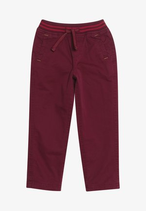 EXPEDITION TROUSER - Chino - bordeaux