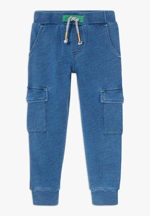 LAIRD JOGGER - Teplákové kalhoty - denim blue