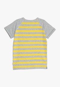 White Stuff - SEA MORE TEE - Print T-shirt - grey/yellow - 1