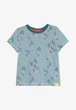 MONKEY AROUND TEE - T-shirts print - city grey
