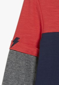 White Stuff - ABSTRACT  - Top sdlouhým rukávem - dark blue/red - 4