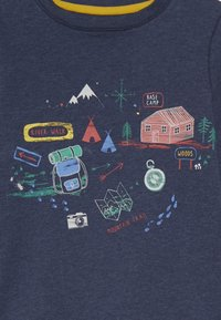 White Stuff - MOUNTAIN TRAIL TEE - T-shirt à manches longues - blue - 3