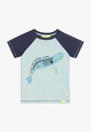 SEA CREATURES TEE - T-Shirt print - grey