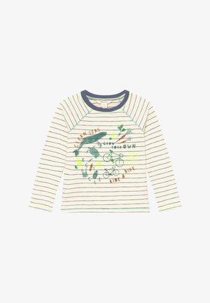 CLEAN SEAS - Bluzka z długim rękawem - cream