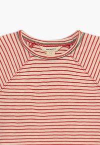 White Stuff - SETH STRIPE TEE - Long sleeved top - rust red - 3