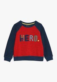 White Stuff - HERO  - Sweatshirt - blue/red - 0