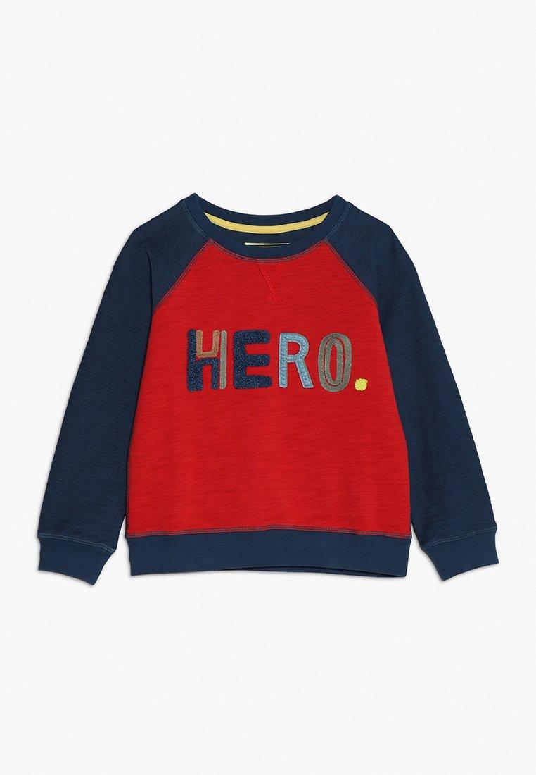 White Stuff - HERO  - Sweatshirt - blue/red